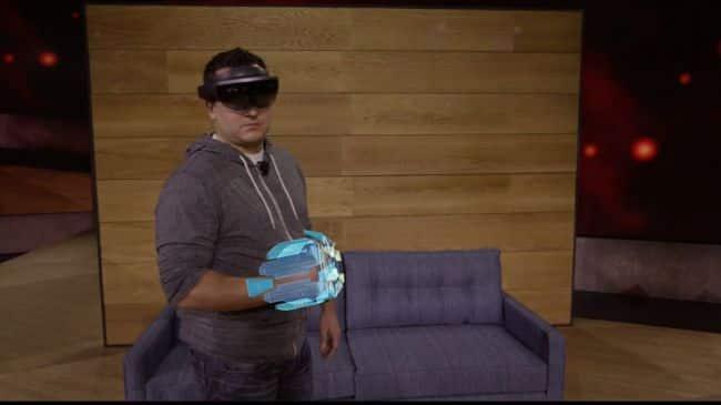 Hololens Gaming