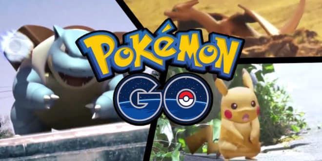 Découvrez les meilleurs Pokémon de Pokémon GO