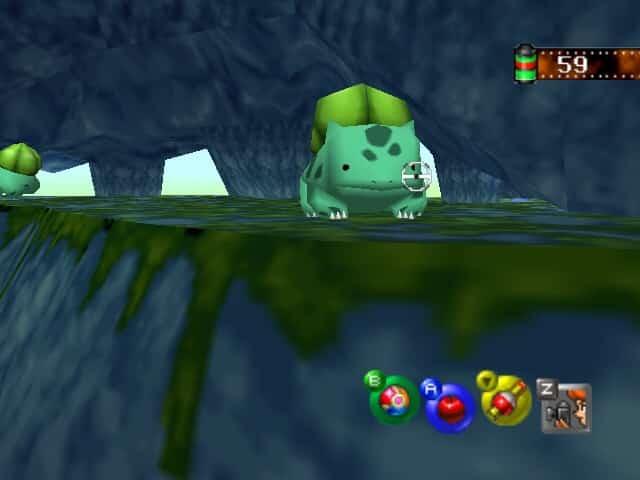 pokemon-snap-bulbizarre