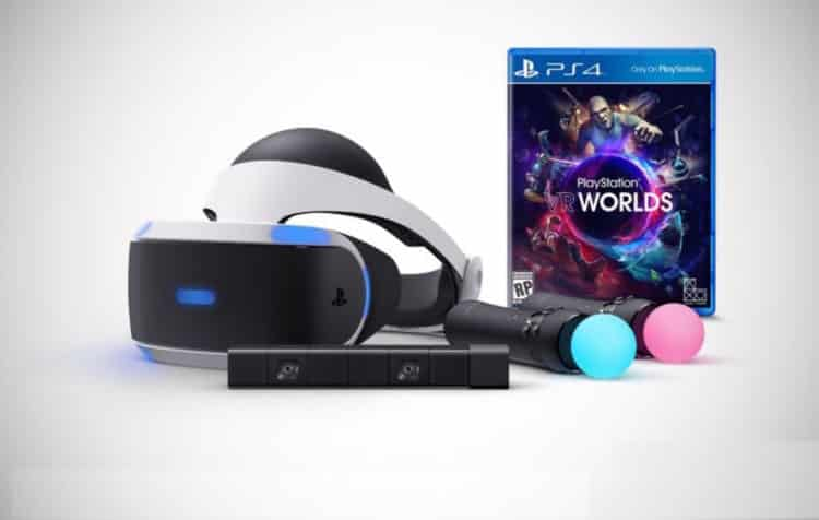 PS VR Playstation VR Bundle PS Move Camera sortie prix date test