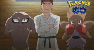 Pokémon GO Combats Arènes