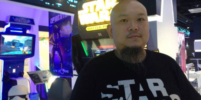 Shanghai vr arcade