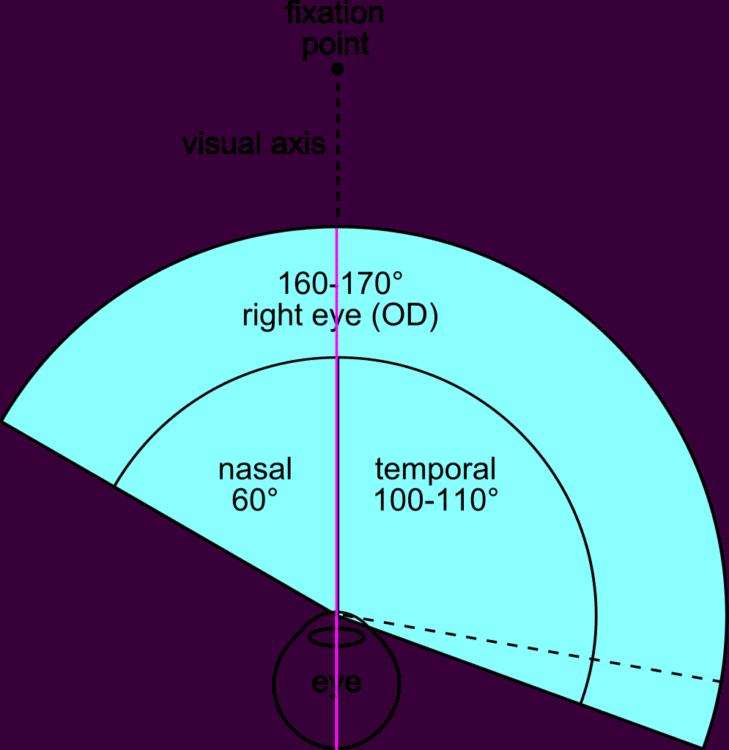 FOV schéma