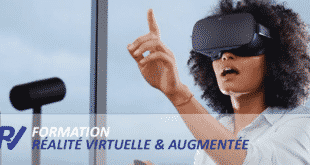 formation realite virtuelle