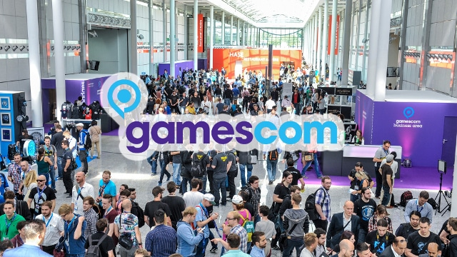 Gamescom 2016 VR