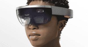 casque de réalité augmentée ou mixte Microsoft Hololens