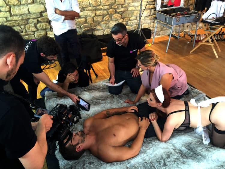 Porno Dorcel Interview 15