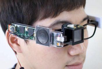 lunette realite augmentee K-Glass
