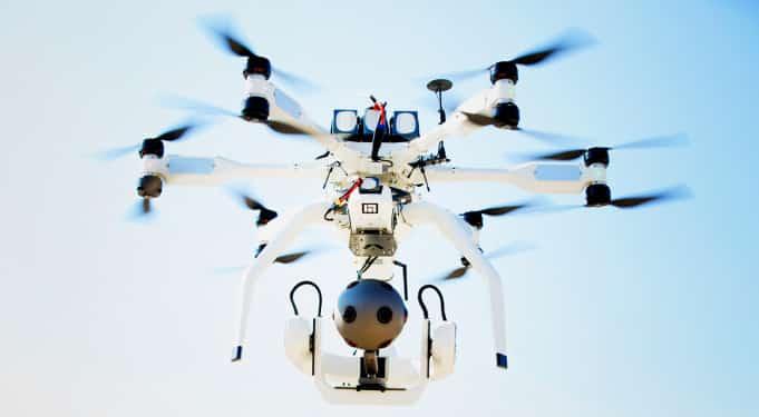 drone ozo