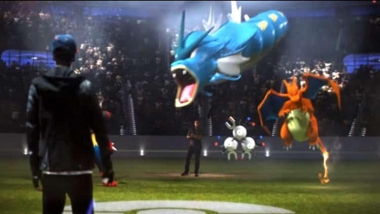 Pokémon GO Combats Arènes 2