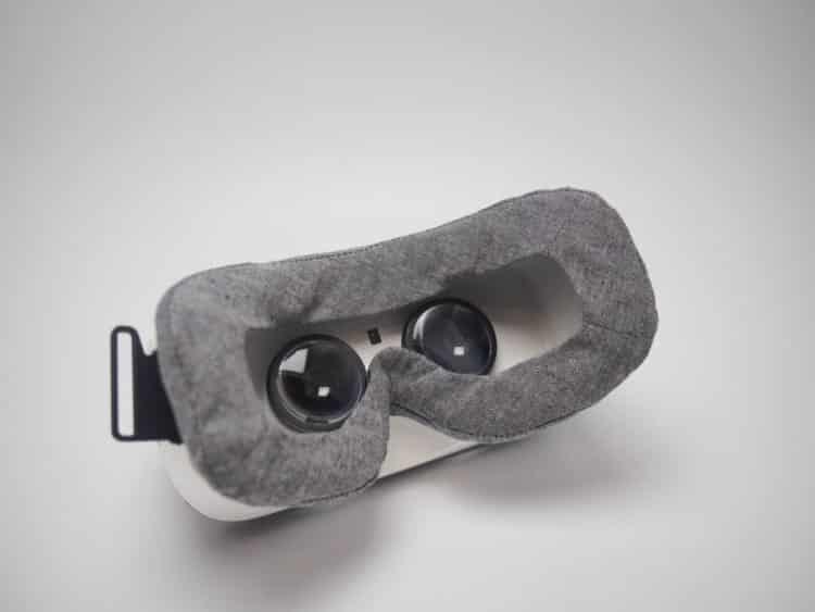 La housse Samsung Gear VR Cover 1