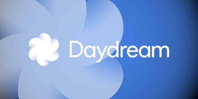 Daydream vr google, fin