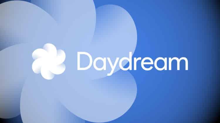 Daydream vr google