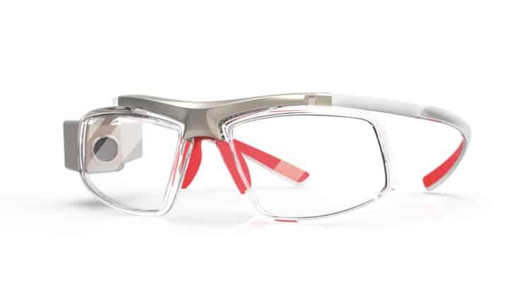glassup lunette réalité augmentée