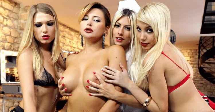 les rois de la réalité du porno vidéo d'échantillon de film porno