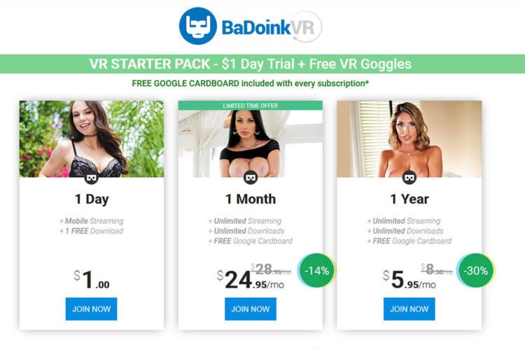 Meilleur site porno en réalité virtuelle