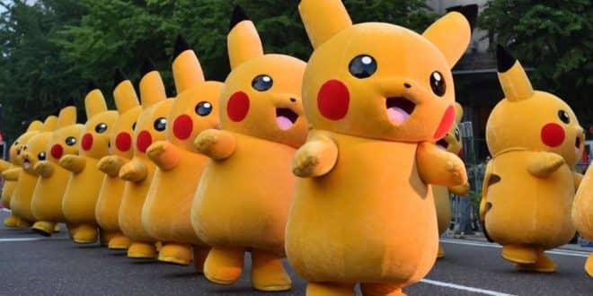 Top des faits divers insolites Pokémon GO