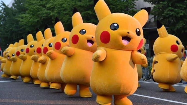 pikachu niantic labs nintendo Pokémon GO