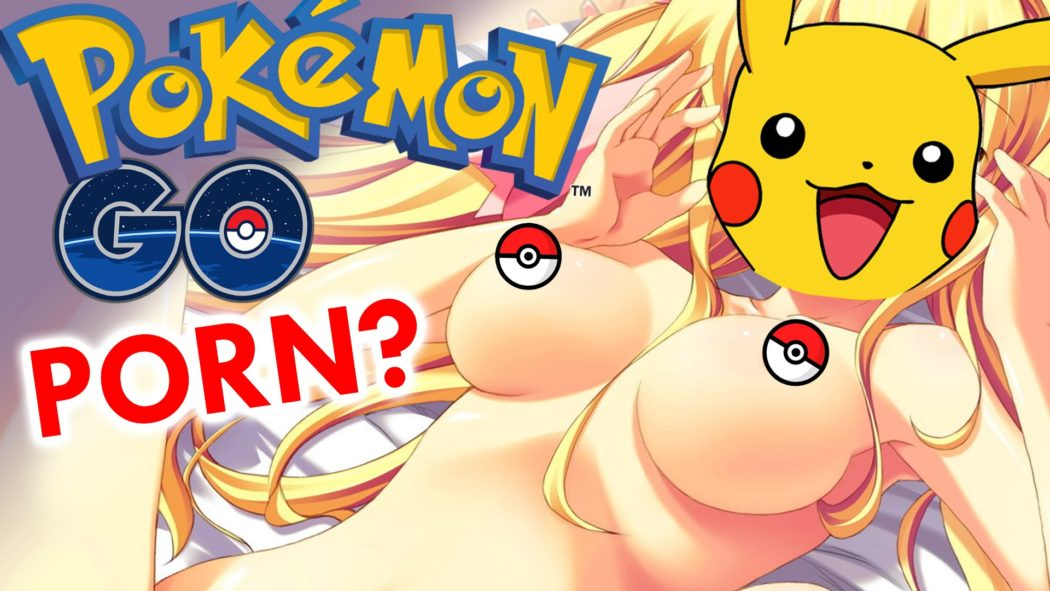 pokemon go porn