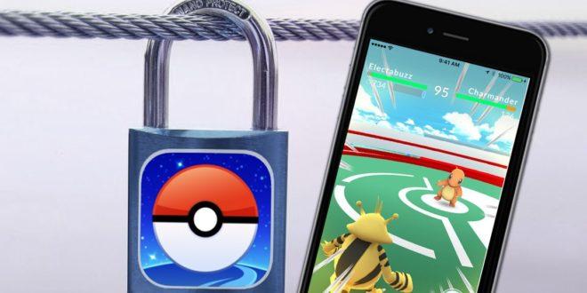 Pokémon GO, les risques pour la sécurité et la confidentialité