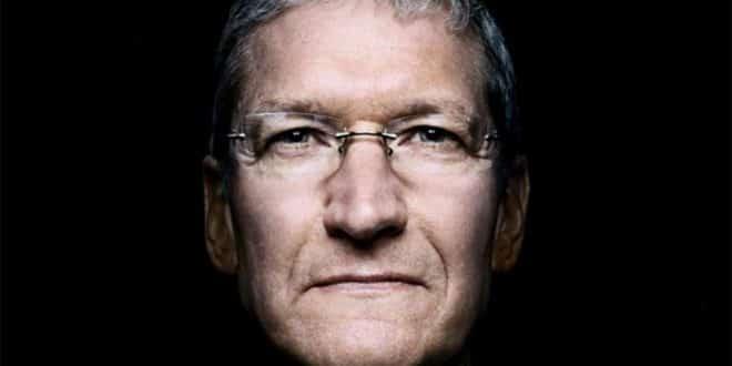 Apple Tim Cook Realite virtuelle augmentée