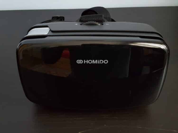 Homido V2 Test Design Couleur