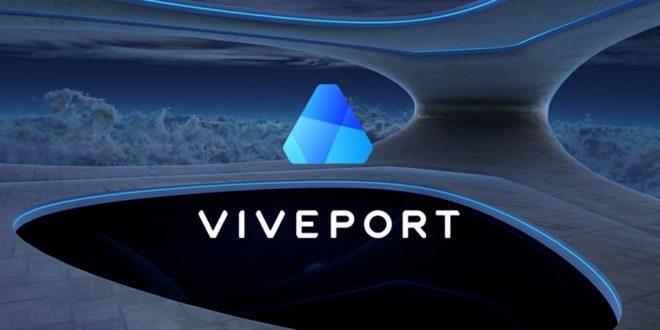 HTC VIVE VIVEPORT sortie
