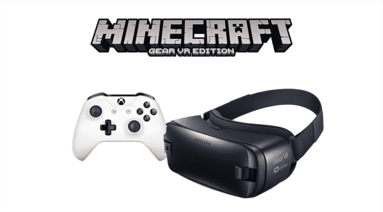 xbox one-gear vr-minecraft edition vr
