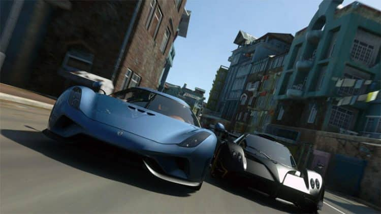 Driveclub pour Playstation VR