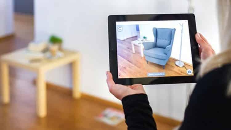 la r alit virtuelle au service du commerce en ligne. Black Bedroom Furniture Sets. Home Design Ideas