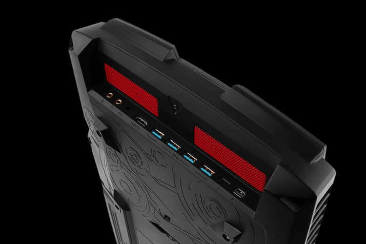 MSI VR One Zotac Go VR test concurrence