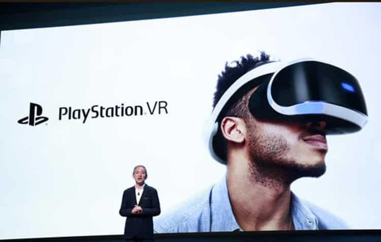 Atsushi Morita Tokyo Game Show TGS PlayStation VR 2016
