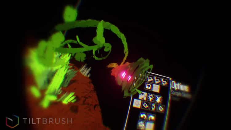 interface-tilt brush