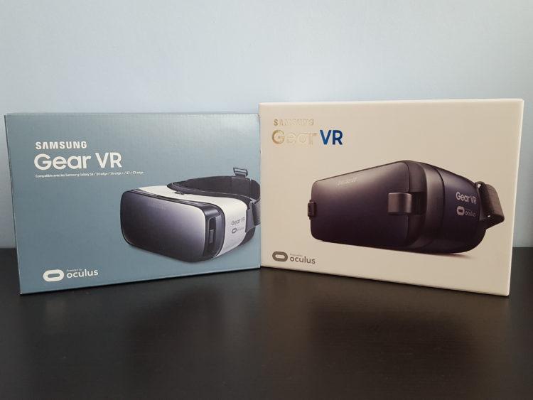 Samsung New Gear VR Test avis 2016 noir v2