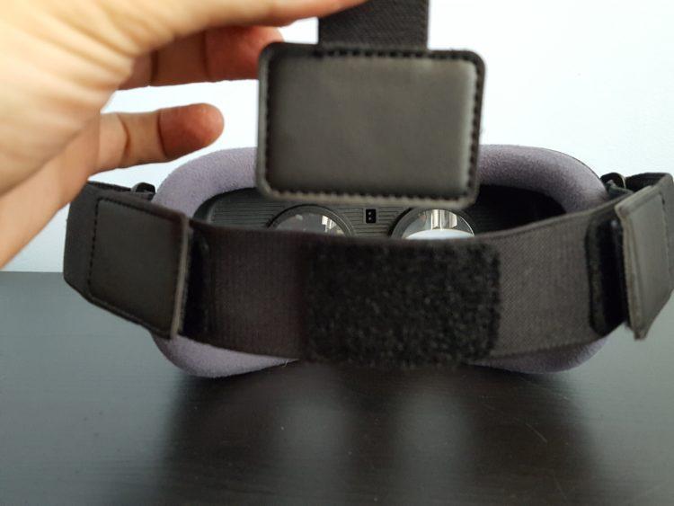 Samsung New Gear VR Test Design noir installation lanieres noir 2016 v2 noir