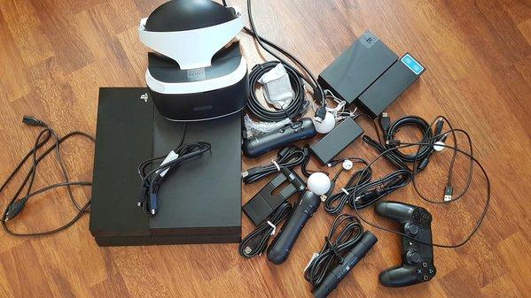 Oculus rift vs playstation vr quel est le meilleur casque - Quel est la meilleur console ps4 ou xbox one ...