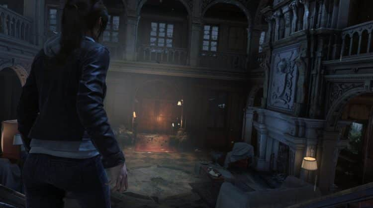 test-liens du sang-tomb raider-rise of tomb raider-psvr rise of the tomb raider PS4