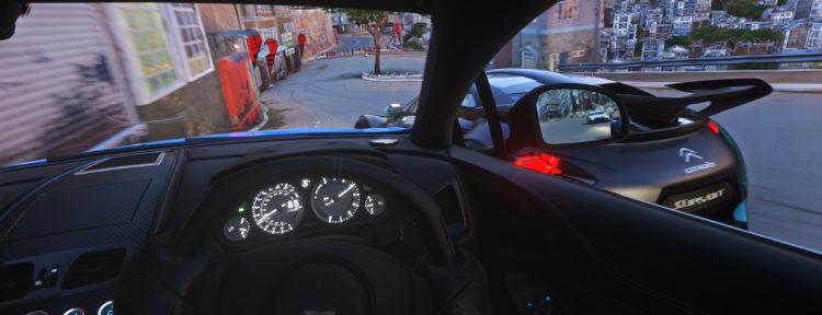 Test PlayStation VR Driveclub avis prix date 6