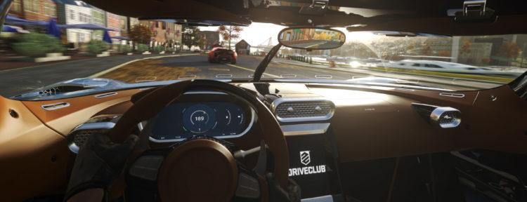 Test PlayStation VR Driveclub avis prix date 2