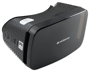 Homido Grab Test comparatif casque vr carboard mobile