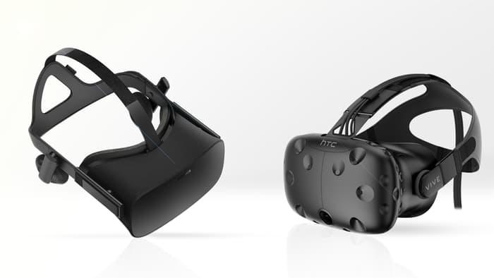 HTC Vive Oculus Chiffres comparaisons ventes