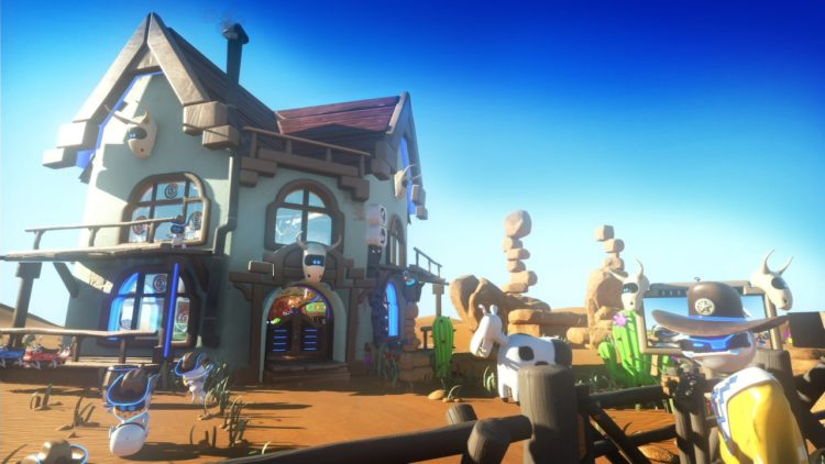 The PlayRoom VR PSVR PlayStation VR Jeu Prix Avis Date Gameplay