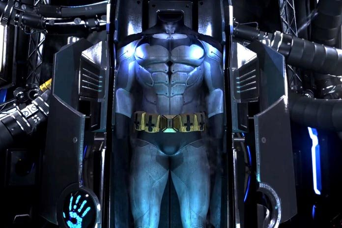 Batman Arkham VR Gameplay images test