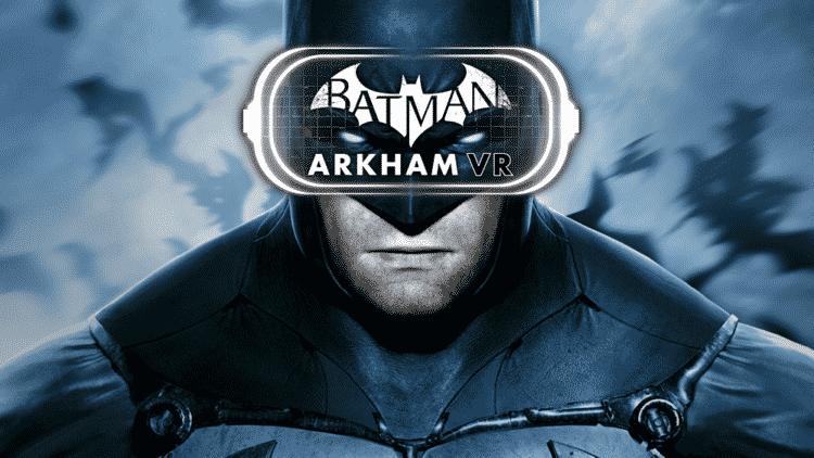 Batman PS VR PlayStation Test VR Arkham Prix