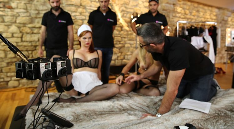 Interview Bodilis Herve Dorcel Porno X Charme