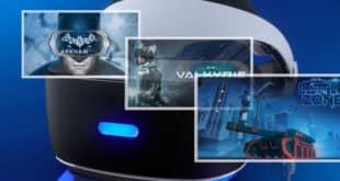 Top 10 des jeux les plus attendus du PlayStation VR