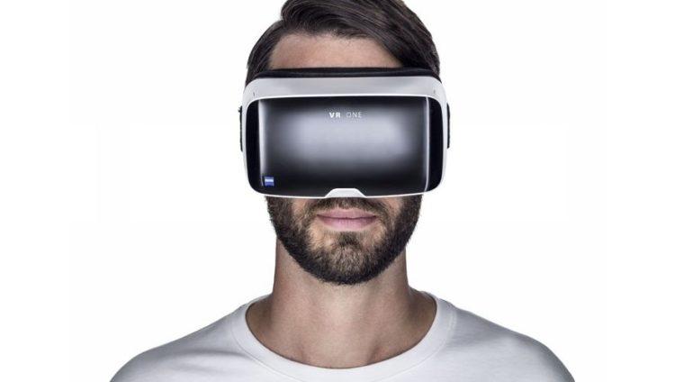Test Zeiss VR One plus mobile casque prix date avis graphismes samsung gear homido