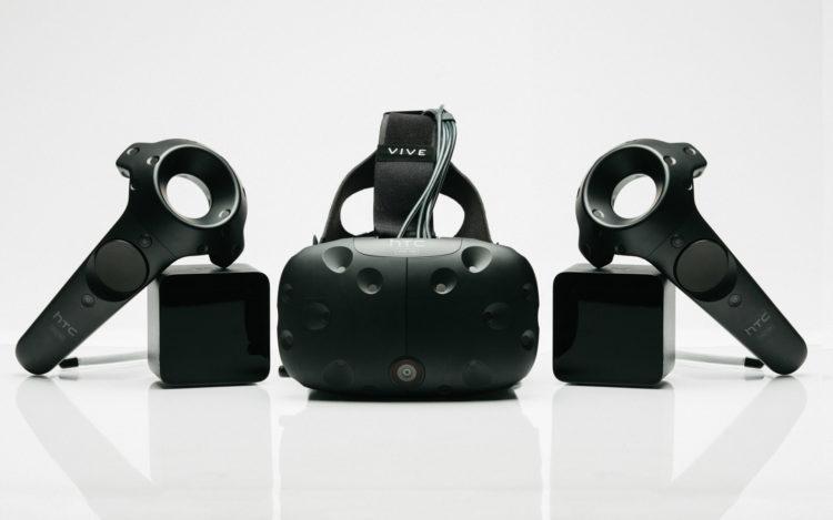 HTC Vive sans fil wireless sortie date prix commander acheter oculus playstation vr ps vr