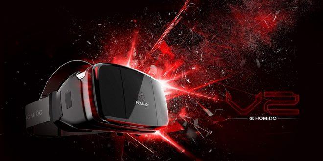 Test Zeiss VR One plus mobile casque prix date avis graphismes samsung gear homido startups vr/ar