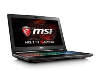 MSI VR Ready GT62VR Dominator comparatif guide 2017